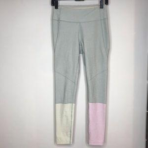 Outdoor Voices hi rise compression leggings